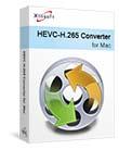 Xilisoft HEVC-H.265 Convertisseur pour Mac