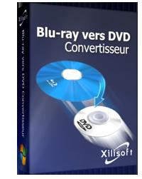 Xilisoft Blu-ray vers DVD Convertisseur