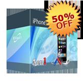 50% de réduction pour iPhone Outils Pack