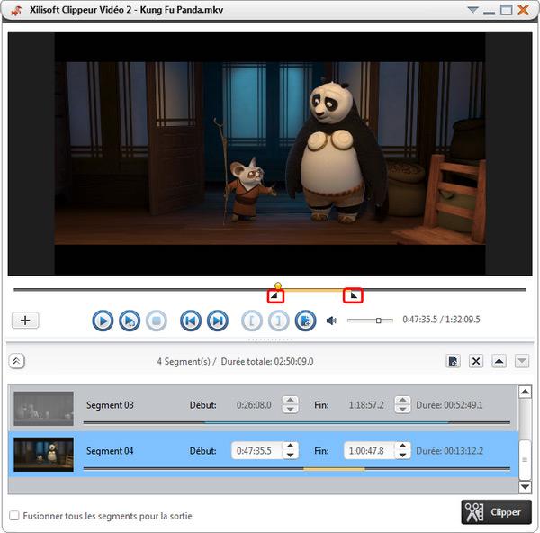 Xilisoft Clippeur Video