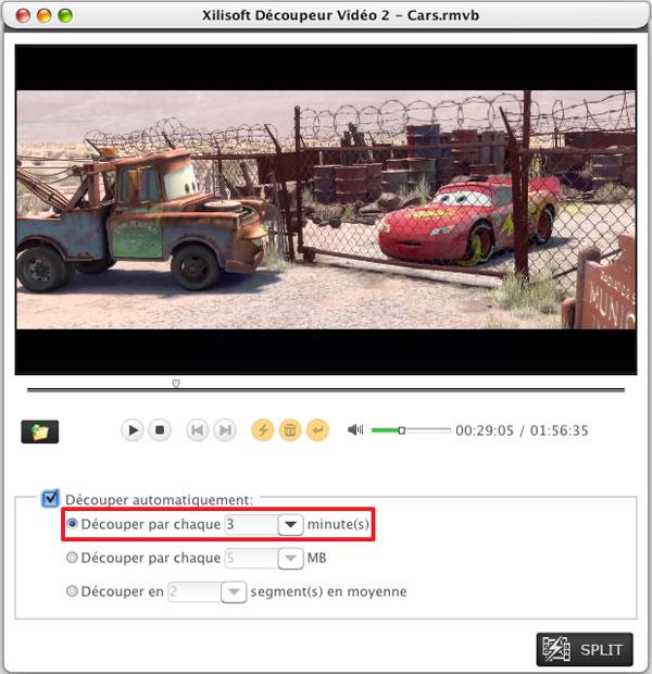 Xilisoft Découpeur Video pour Mac