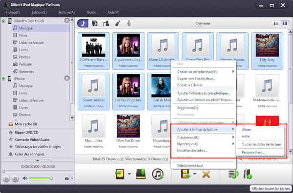Xilisoft iPod Magique