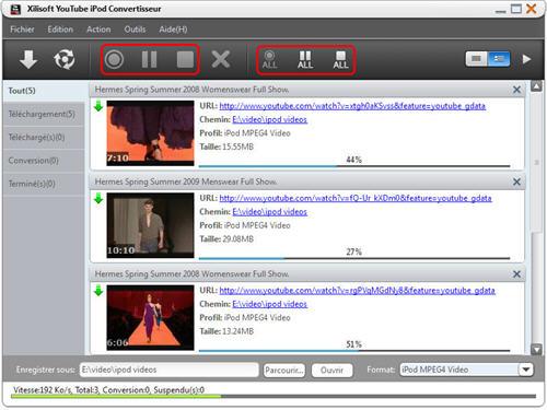Xilisoft Youtube iPod Convertisseur