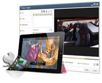 Blu-ray en iPad Convertisseur