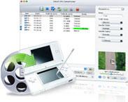 DPG vidéo convertisseur mac