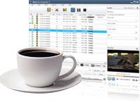 FLV en MPEG convertisseur