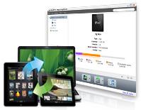 sauvegarde ipad video sur pc
