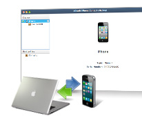 Sauvegarder les contacts iPhone sur Mac