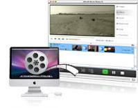 Mac vidéo éditeur, créer film sous Mac