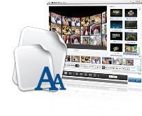 Exporter les images en fichiers SWF ou HTML